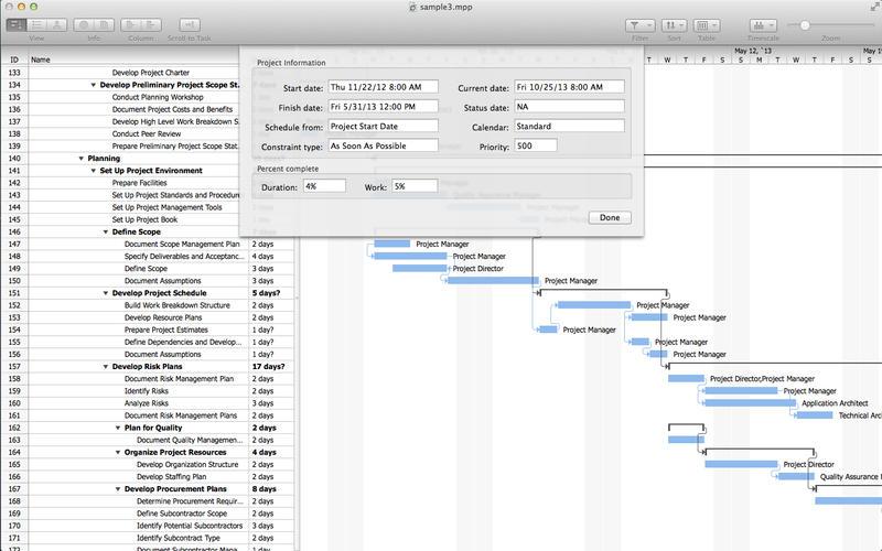 microsoft project viewer mac open mpp
